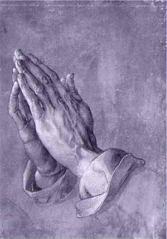 Praying hands - Durer