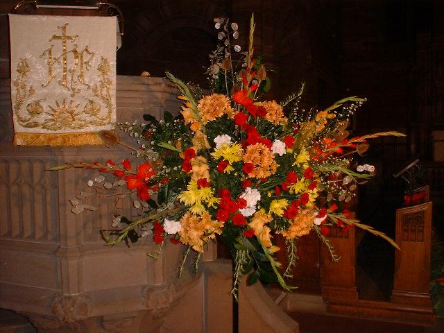 All Saints 39 Parish Church Hertford Flower Club